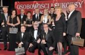 Gala Osobowosci i Sukcesy 2011