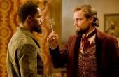 Jamie Foxx&Leonardo DiCaprio w Django Unchained