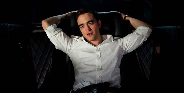 Robert Pattinson Lawrence'em z Arabii