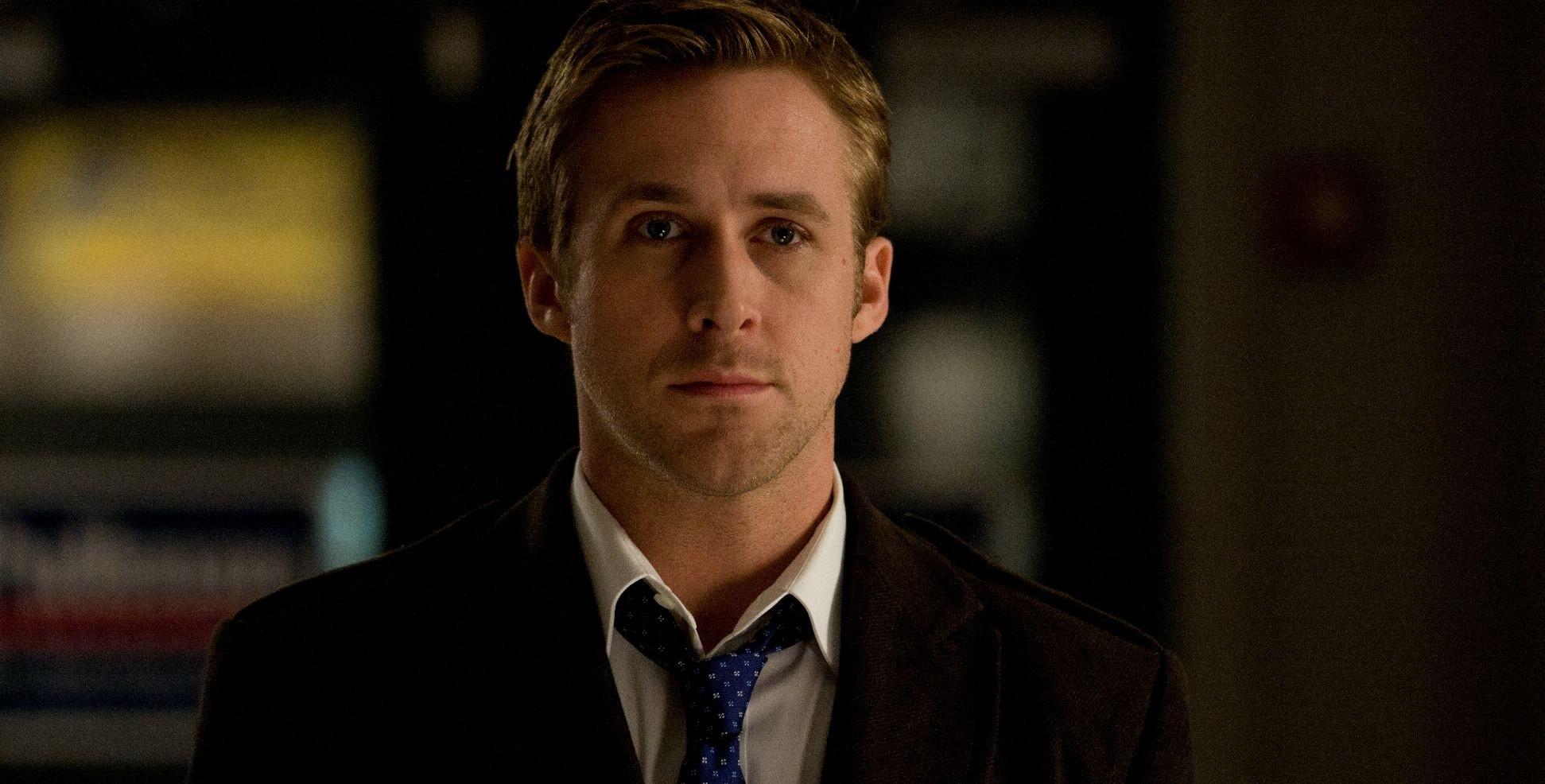 Ryan Gosling słucha