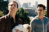 Colin Farrell i Sam Rockwell porywają psa
