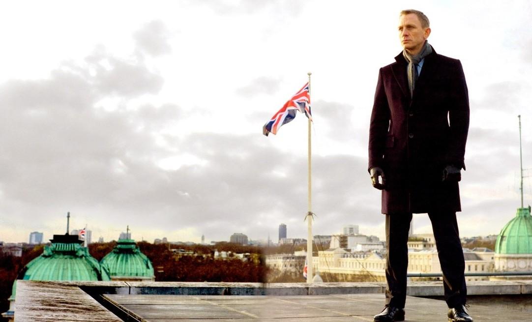 Nadchodzi światowy dzień Bonda