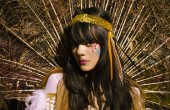 Bat for Lashes na imprezie z Harrym Treadawayem