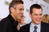 George Clooney & Matt Damon