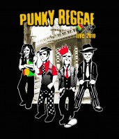 PUNKY REGGAE LIVE