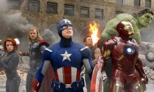 2015 rok należy do superbohaterów