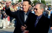 Steven Spielberg i Tom Hanks