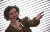 Julie Walters chce zagrać Susan Boyle