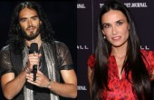 Demi Moore i Russell Brand