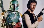 Han Solo i Boba Fett