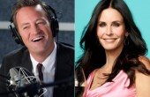 Matthew Perry i Courteney Cox