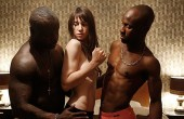 Charlotte Gainsbourg w trójkącie