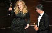 Oscar dla Adele