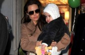 Vivienne & Angelina Jolie