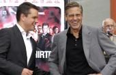 Mat Damon & George Clooney