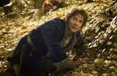 """Kadr z filmu """"Hobbit: Samotna Góra"""""""