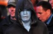 Jamie Foxx ma niebieską skórę