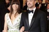 Justin Timberlake szczęśliwy z Jessicą Biel