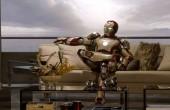 Kadr z filmu Iron Man 3