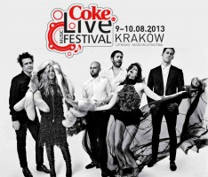 Katy B, Regina Spektor i Brodka też na Coke'u