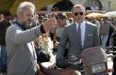 "Daniel Craig i Sam Mendes na planie ""Skyfall"""