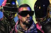 Daft Punk pomaga Kanye Westowi