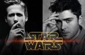 Ryan Gosling i Zac Efron w Gwiezdnych wojnach