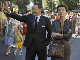 Tom Hanks jako Walt Disney