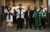 De Niro i Sylvester Stallone bokserami
