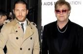 Tom Hardy będzie Eltonem Johnem