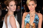 Jennifer Lawrence o Miley Cyrus