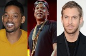 Calvin Harris, Jay-Z i Will Smith