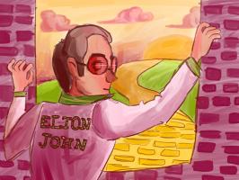 """40 urodziny """"Goodbye Yellow Brick Road!"""""""
