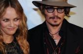 Vanessa Paradis gratuluje Johnny'emu Deppowi
