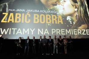 ZABIĆ BOBRA - Eryk Lubos jako weteran wojenny