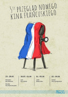 5 Przeglad Kina_Franc_Plakat