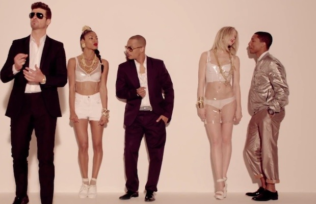 Robin Thicke i Pharrell Williams winni plagiatu