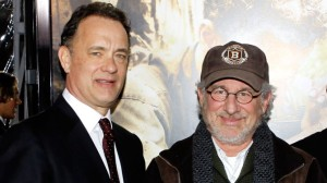Steven Spielberg, Tom Hanks